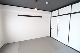 プレジデント皇神和室塗装�B.JPG
